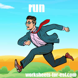 How to Pronounce Run