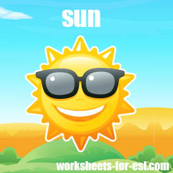 How to Pronounce Sun