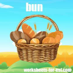 How to pronounce bun