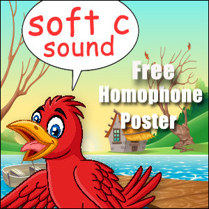 homophone examples c